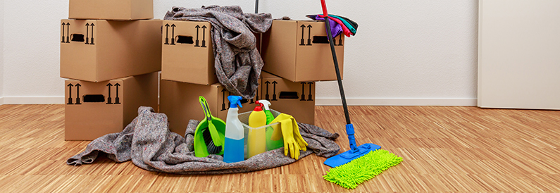 Move In/Move Out Cleaning | Maids 4 Less